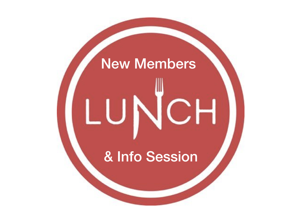New Members Lunch and Info Session
