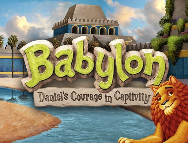 Babylon Daniel's Courage in Captivity
